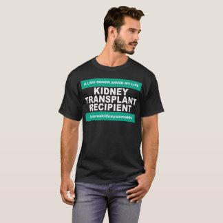 Kidney Transplant Recipient - Dark Shirts