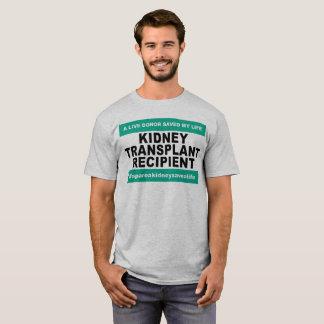 Kidney Transplant Recipient - Light Shirts