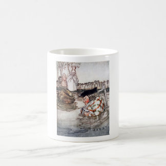 Kids Aesop's Fables The-Two-Pots Mug