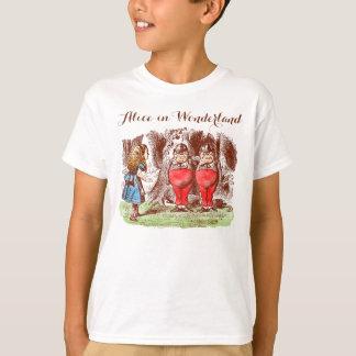 """Kid's """"Alice in Wonderland"""" T-Shirt"""