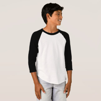 Kids' American Apparel 3/4 Sleeve Raglan T-Shirt