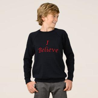 Kids' American Apparel Raglan Sweatshirt