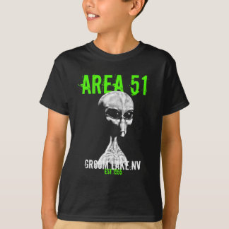 Kids Area 51 T-Shirt