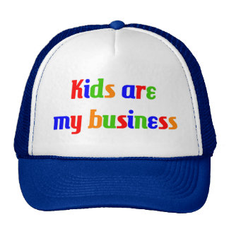 Kids Area my Business Hat
