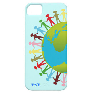 Kids Around the World Save The Planet Peace Case For The iPhone 5