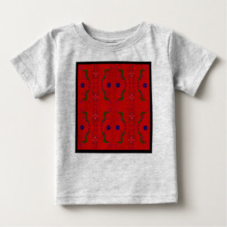 Kids artistic tshirt with Arabic ornaments