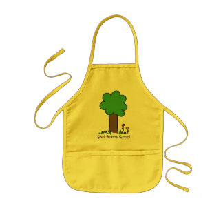 Kid's Arts and Craft Apron