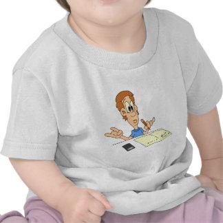 KIds at school Tee Shirt