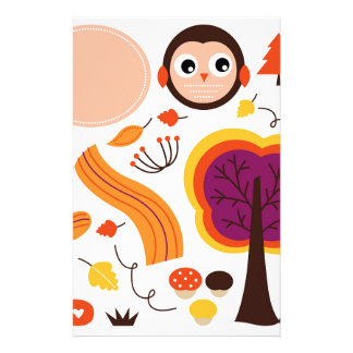 Kids Autumn edition : Product designs Stationery