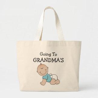 Kids/ Baby Boy  Overnight Totes Jumbo Tote Bag