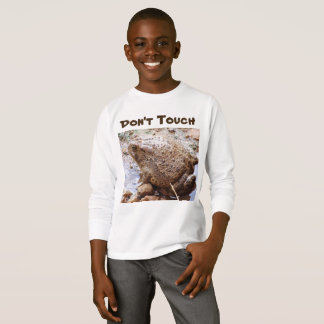 Kid's Basic Long Sleeve Tee Shirt - Toad