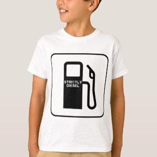 Kids' Basic Strictly Diesel shirt