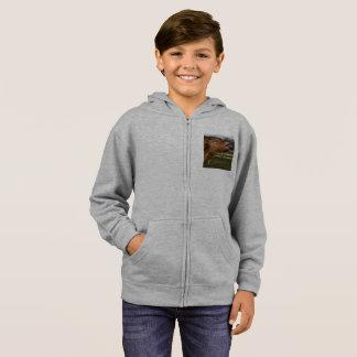 Kids' Basic Zip Hoodie