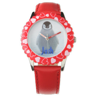 Kids Bezeled Watch w/image & name