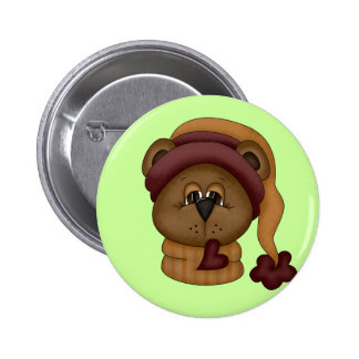 Kids Birthday Party Favors Pinback Button