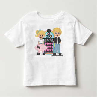 Kids Blonde Sock Hop T-Shirt