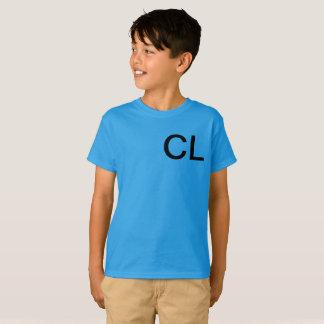 Kids Boy.blue t-shirt. T-Shirt
