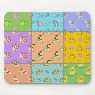 Kid's Boys Toys Mouse Pad