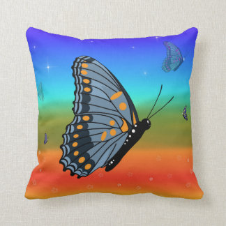 Kids Butterfly Cushion