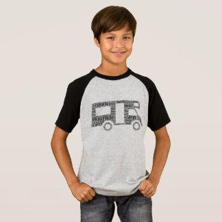 Kids Camper Short Sleeve T-Shirt