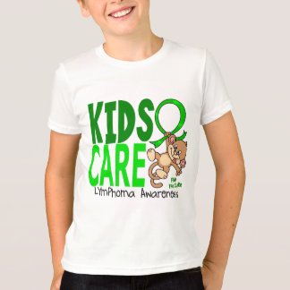Kids Care 1 Lymphoma T-Shirt