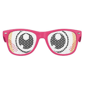 Kid's Cartoon Manga Eyes Sunglasses