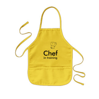 Kids Chef in training Apron