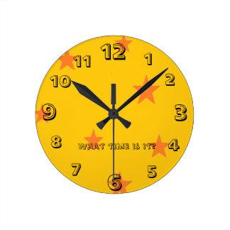 kid's clock