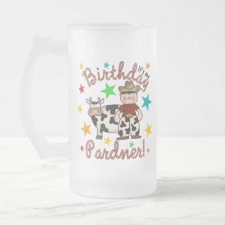 Kids Cowboy Birthday Coffee Mugs