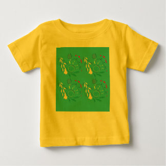 Kids creative tshirt with Ornaments