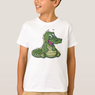 Kids Crocodile T Shirt