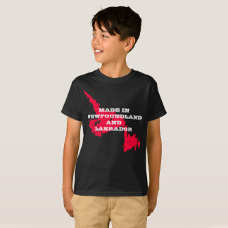 Kids Customizable Made in NFL T-shirt