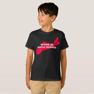 Kids Customizable Made in Nova Scotia T-shirt