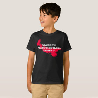Kids Customizable Made in PEI T-shirt