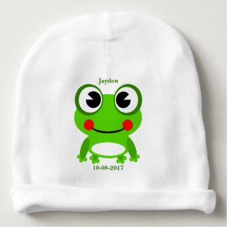 Kid's Cute Baby Frog Baby Beanie