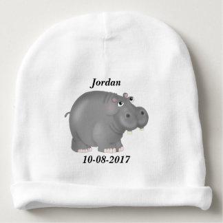 Kid's Cute Baby Hippo Baby Beanie