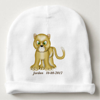 Kid's Cute Baby Lioness Baby Beanie
