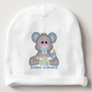 Kid's Cute Baby Mouse Baby Beanie