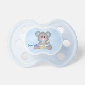 Kid's Cute Baby Mouse Dummy