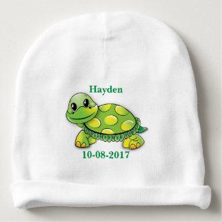 Kid's Cute Baby Turtle Smiling Baby Beanie