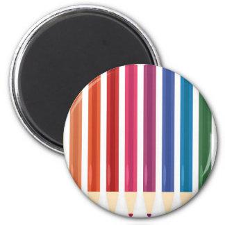 Kids cute pastels design magnet
