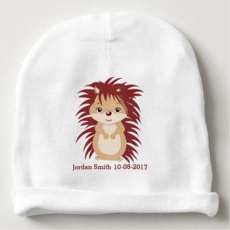 Kid's Cute Woodland Hedgehog Baby Beanie