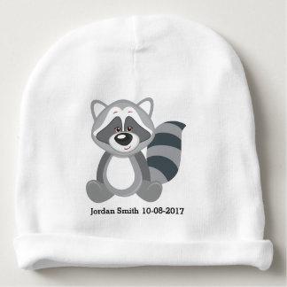 Kid's Cute Woodland Raccoon Baby Beanie