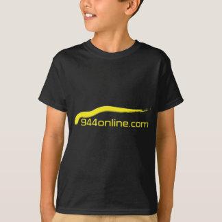 Kids Dark T-Shirt Vertical Template - Customized
