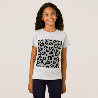 Kids designers t-shirt Jaguar grey