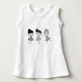 Kids designers t-shirt / white