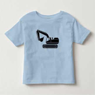 Kids Digger Driver Tshirt