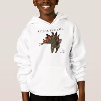 Kids Dinosaur Shirt  Stegosaurus Gregory Paul