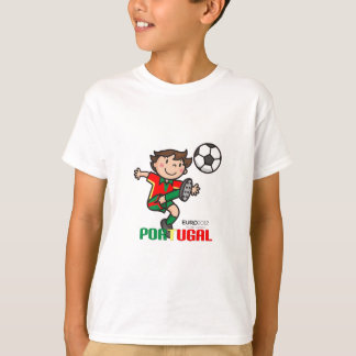 Kids - Euro 2012 - Portugal T-Shirt