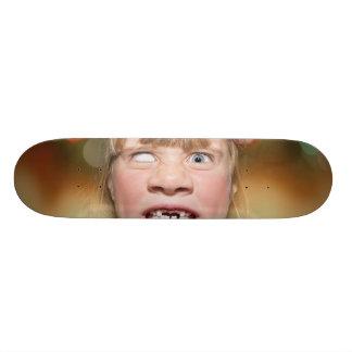 KIDS eye skateboard deck